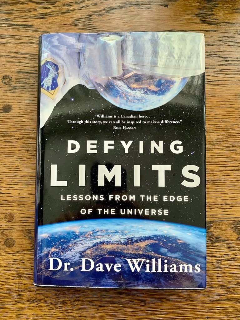 Defying Limits by Dr. Dave Williams
